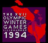 Winter Olympics: Lillehammer '94 Game Gear Intro