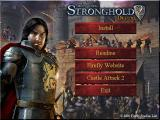 FireFly Studios' Stronghold 2 Deluxe Windows When the DVD is loaded this install screen pops up.<br>Castle Attack 2 can be played without being installed<br>Once installed the word INSTALL is replaced by PLAY