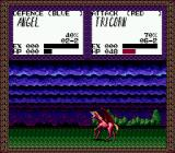 Master of Monsters Genesis After having defeated my angel, the enemies unicorn gains a level.