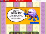 BRAINtastic! Word Skills Key Stage 3 Windows All games are timed, when the time runs out progress is saved until the pupil has answered more questions