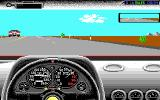 The Duel: Test Drive II DOS In the road !