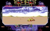 Mach 3 Amiga Your ship can move close to the ground or high in the sky.