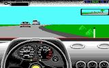 The Duel: Test Drive II DOS Almost in the Porsche !