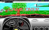 The Duel: Test Drive II DOS Game Over !