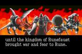 Shining Force: Resurrection of the Dark Dragon Game Boy Advance Intro