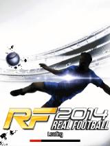 Real Football 2014 J2ME Loading screen (SE K800i version)