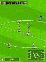 Real Football 2015 J2ME Kick off (Nokia 6120 version)