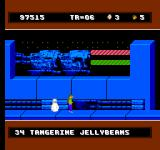 David Crane's A Boy and His Blob: Trouble on Blobolonia NES Strange machinery