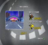 Rascal Racers PlayStation Records.