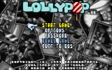 Lollypop DOS Main Menu.