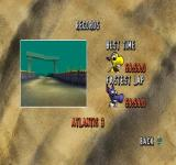 ATV Racers PlayStation Records.