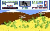 Artillery Duel Commodore 64 There is a wide variety of terrain
