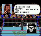 WWF Super WrestleMania Genesis Starting