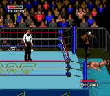 WWF Super WrestleMania Genesis No rules, total chaos