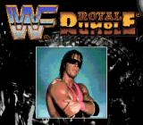 WWF Royal Rumble Genesis Title screen