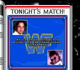 WWF Royal Rumble Genesis Tonight's match...