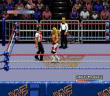 WWF Royal Rumble Genesis Starting