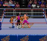 WWF Royal Rumble Genesis Royal ramble mode