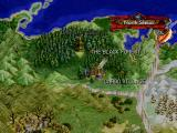 Grandia II Windows On the map you can enter adjacent places to your current location