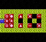 Puzzled Game Boy Color First level