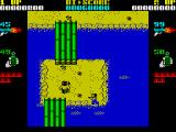 Ikari Warriors ZX Spectrum Bridges