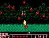 Laser Ghost SEGA Master System Attack of the Killer Tomatoes