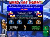 Hard Hat Harry Windows Exit screen one