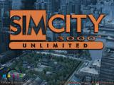 SimCity 3000 Unlimited Windows Splash screen (Unlimited)
