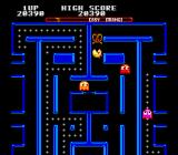 Ms. Pac-Man Genesis Level 4 has a pretzel as the bonus goodie (I hope it has extra salt and butter!)