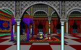 Prince of Persia PC-98 Meanwhile the Princess sends out her pet mouse to help me