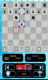 Chessmaster Android Chess set: Newspaper