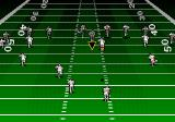 Troy Aikman NFL Football Genesis Trying to get the first ball