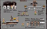 Dark Castle Apple IIgs Game hints