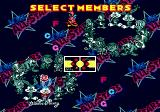 Tiny Toon Adventures: Acme All-Stars Genesis Select members