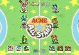 Tiny Toon Adventures: Acme All-Stars Genesis Stadium location - starting a basketball game