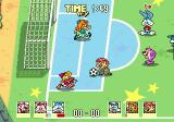 Tiny Toon Adventures: Acme All-Stars Genesis Chaotic situation in a soccer game