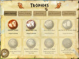 Tiny Token Empires Windows Trophies screen