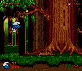 The Smurfs Genesis Forest level
