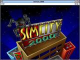 SimCity 2000: CD Collection Windows 3.x The second title screen. Still no indication that this is a Special Edition