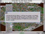 SimCity 2000: CD Collection Windows 3.x The start of the Atlanta UFO Invasion scenario