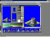 SimCity 2000: CD Collection Windows The Urban renewal Kit looks different under Windows. The player can customise which of these three windows open when SCURK opens