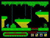 Livingstone, I Presume? ZX Spectrum Starting game