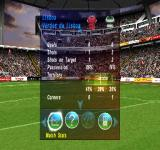 Striker Pro 2000 PlayStation Match Stats