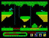 Livingstone, I Presume? ZX Spectrum Knife is one of your deadly weapons