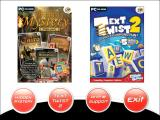 Hidden Mystery Triple Pack Windows After the GSP licence screen comes the first installation choice, the hidden object games or the bonus game