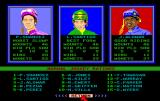 Omni-Play Horse Racing Amiga Jockey ratings.