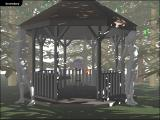 Lifestream Windows An enchanting garden gazebo