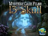 Mystery Case Files: 13th Skull Windows This title screen is displayed at the start of the installation process<br><br>FOCUS Essential release