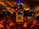 Dragon Throne: Battle of Red Cliffs Windows Single player campaign selection