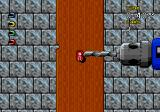Micro Machines 2: Turbo Tournament Genesis Mind that drill if you don't want to fall off
